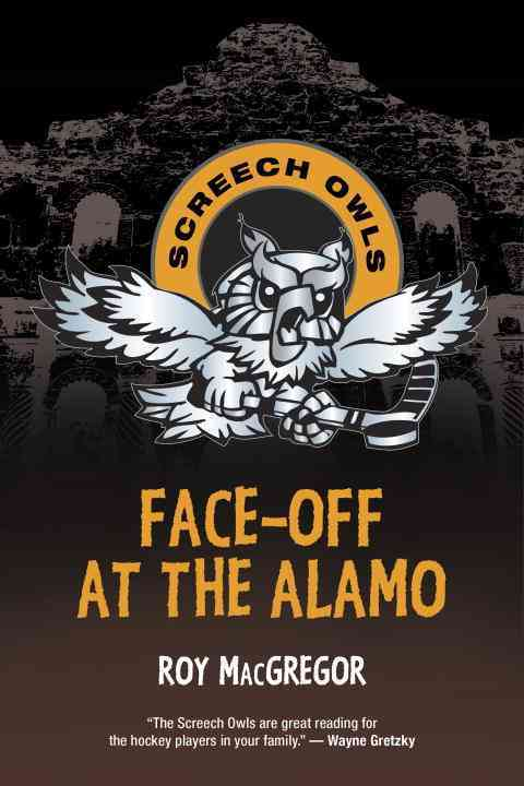 Face-Off at the Alamo By MacGregor, Roy